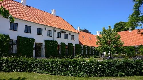 Karen Blixen House near Copenhagen