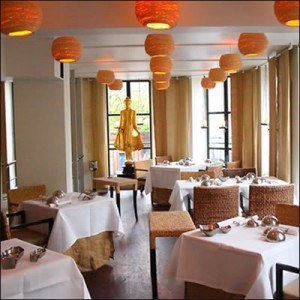 Kiin Kiin Thai restaurant in Copenhagen