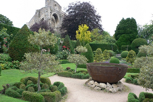 Abbey House Gardens, Malmsbury Photo: Heatheronhertravels.com