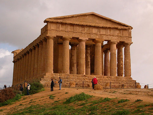 Agrigento, Sicily Photo by Pacamanca