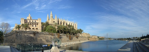 Palma on Majorca