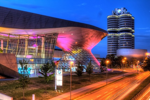BMW Welt in Munich Photo: To Uncertainty And Beyond of Flickr