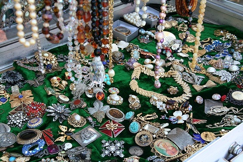 Brooklyn Flea Market in New York Photo: sweetjessie of Flickr