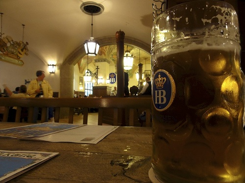 Hofbrauhaus in Munich Photo: cmozz on Flickr