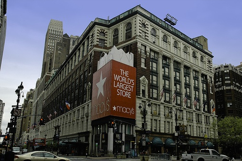 Macy's in New York Photo: CeeKay's Pix of Flickr