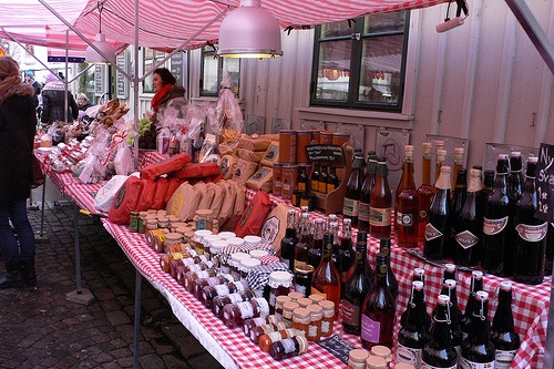 Christmas market at Haga in Gothenburg Photo: Heatheronhertravels.com
