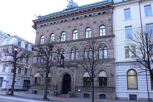 Hotel Elite Plaza hotel, Gothenburg, Sweden Photo: Heatheronhertravels.com