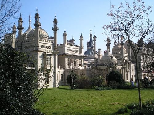 Brighton Pavilion Photo: Fenners1984 of Flickr