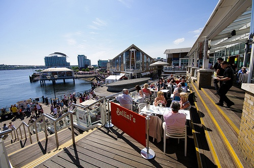 Eating out in Cardiff Photo: cardiffandco of Flickr
