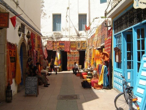 The Markets of Marrakech Photo: Tom Volpe