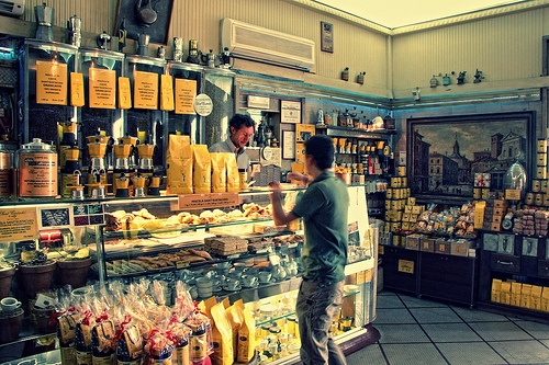 Sant'Eustachio Caffe Photo: The Wolf on Flickr