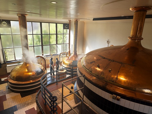 Brewery Westmalle, Antwerp Photo: visitflanders of Flickr