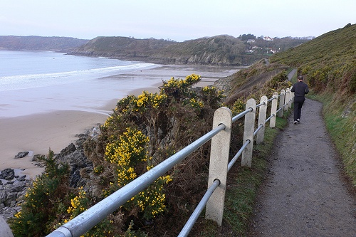 Caswell Bay, Gower, Wales Photo: Heatheronhertravels.com