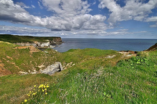 Flamborough Head Yorkshire Photo: nick.garrod of Flickr