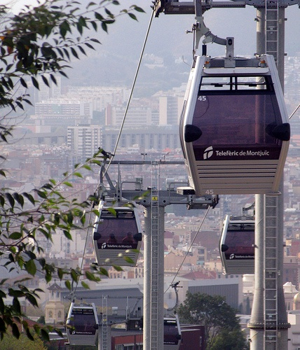 Parc de Montjuïc Photo: laura padgett of Flickr