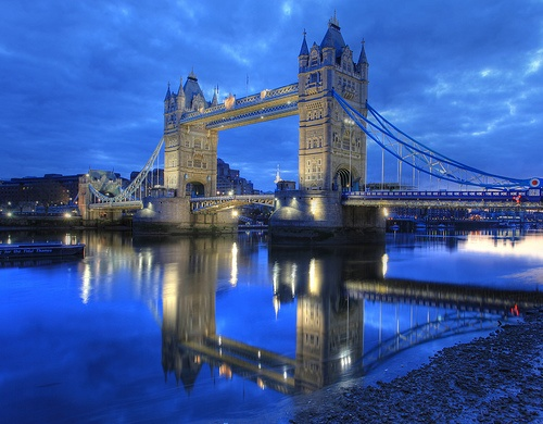Tower bridge in London Photo: Anirudh Koul on Flickr