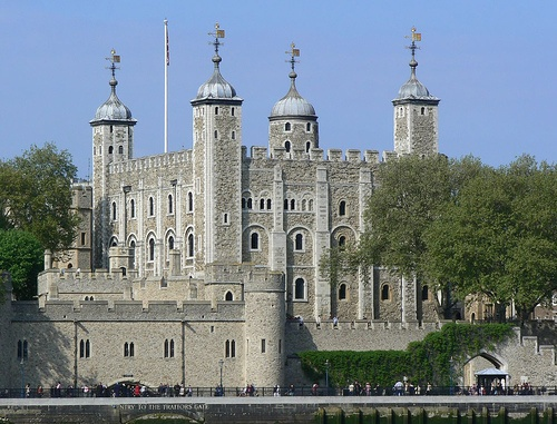 Tower of London Photo by Mark Bridge on Flickr
