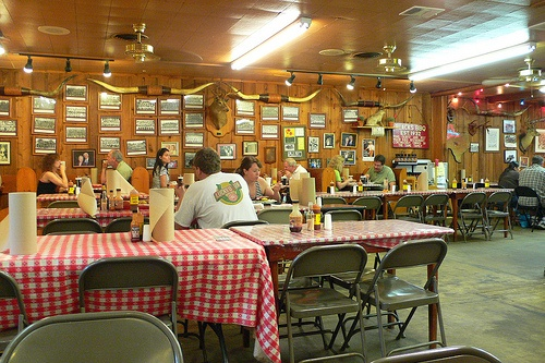 Black's Barbecue, Lockhart, Texas Photo: Heatheronhertravels.com