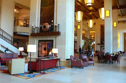 JW Marriott San Antonio Hill Country Resort Photo: Heatheronhertravels.com