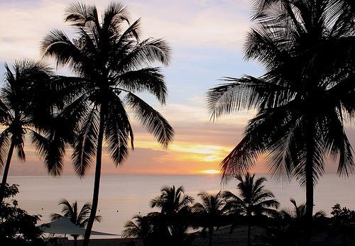 St Lucia Sunset