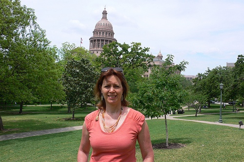 The Texas State Capitol building, Austin