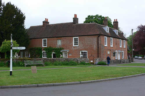 Jane Austen House at Chawton, Hampshire Photo: Heatheronhertravels.com