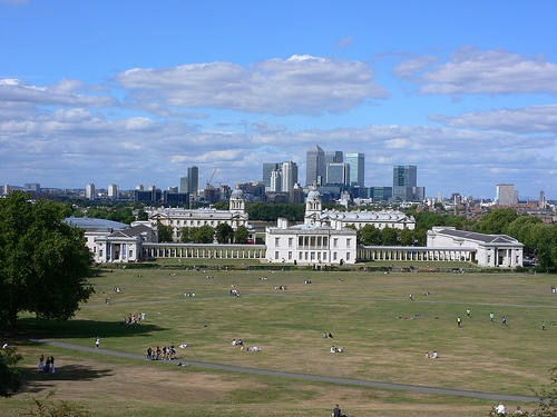 View of Greenwich in London Photo Heatheronhertravels.com