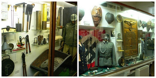 The German Occupation Museum in Guernsey Photo: Heatheronhertravels.com