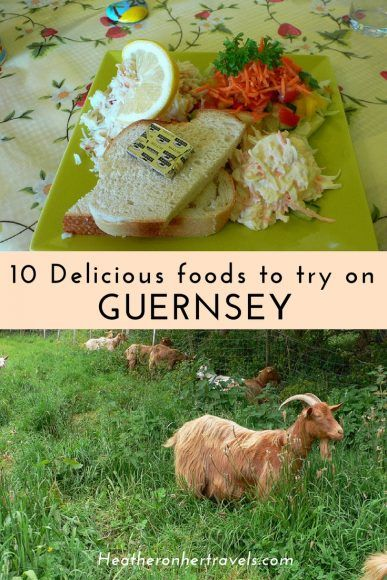 10 delicious foods to try in Guernsey