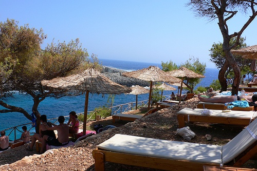 Porto Limnionas, Zakynthos, Greece Photo: Heatheronhertravels.com