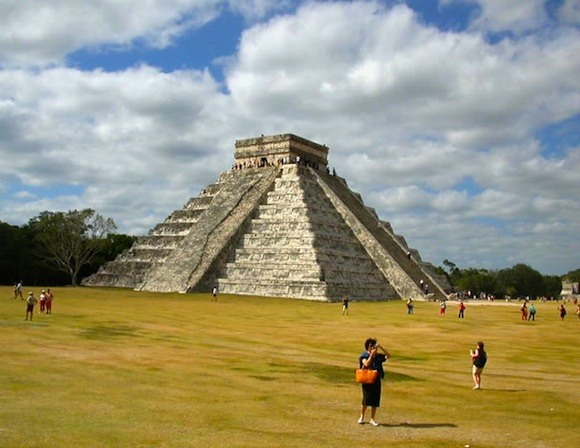 Chichen Itza in Mexico Photo: Culture Addict History Nerd
