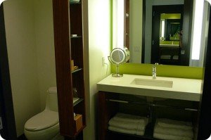Bathroom at Hotel Sorella, City Centre, Houston