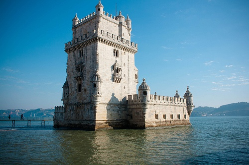 Belem Tower in Lisbon Photo: Alexander Savin on Flickr
