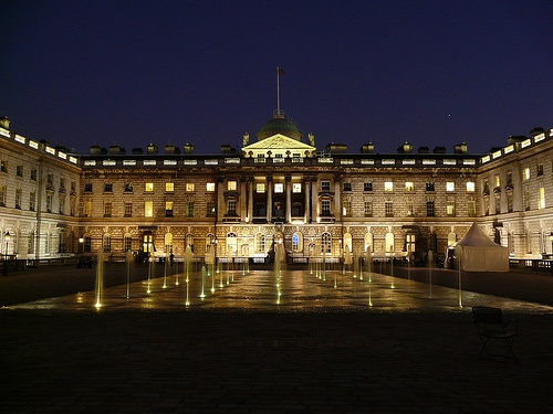 Somerset House in London Photo: JP on Flickr