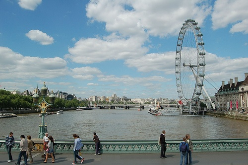 The London Eye Photo: ilovebutter on Flickr