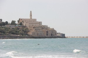 View of Jaffa, Tel Aviv