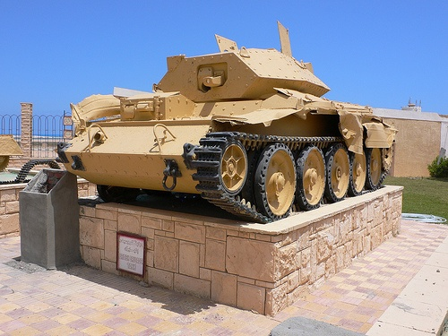Museum at El Alamein Photo by Heatheronhertravels.com