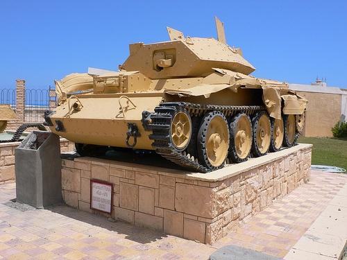 Museum at El Alamein Photo by Heatheronhertravels.com