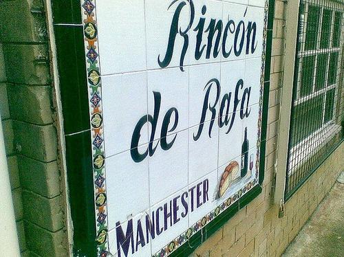 Rincon de Rafa Manchester