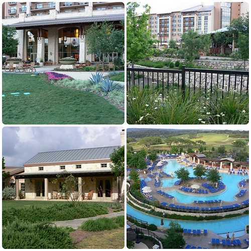 The Grounds of JW Marriott San Antonio Hill Country Resort, Texas Photo: Heatheronhertravels.com