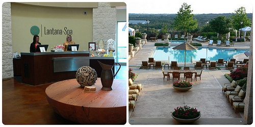 Lantana Spa at JW Marriott San Antonio Hill Country, Texas Photo: Heatheronhertravels.com