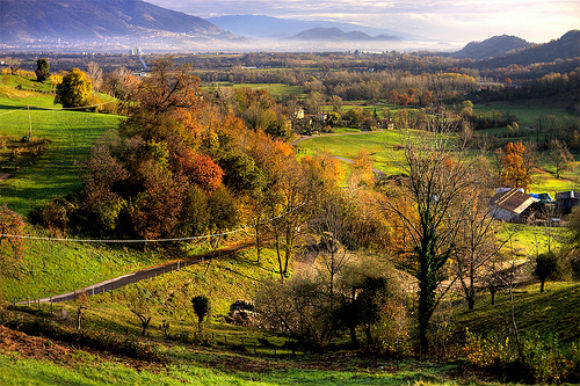 Autumn colors Photo: efilpera of Flickr