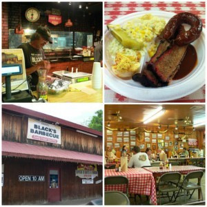 Black's Barbecue, Lockhart, Texas