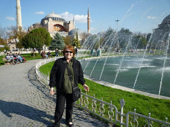 Leyla Giray, author or Women on the Road