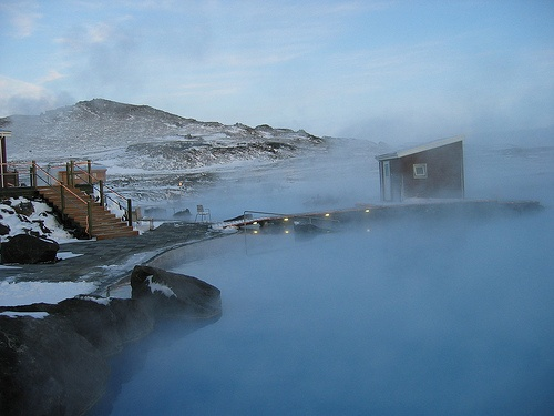 Myvatn Nature Baths, Iceland Photo by NH53 on Flickr