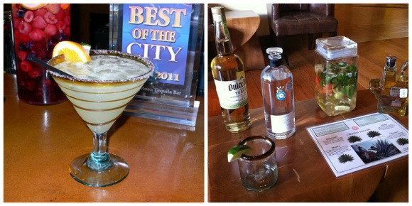 Margarita and Tequila tasting in Texas Photo: Heatheronhertravels.com