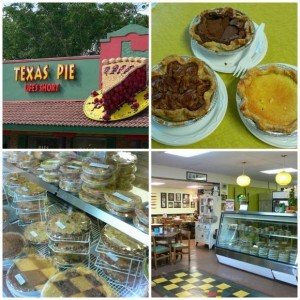 Texas Pie Company, Kyle, Texas