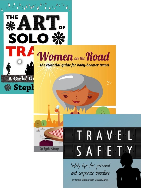 Solo travel for Women travel books