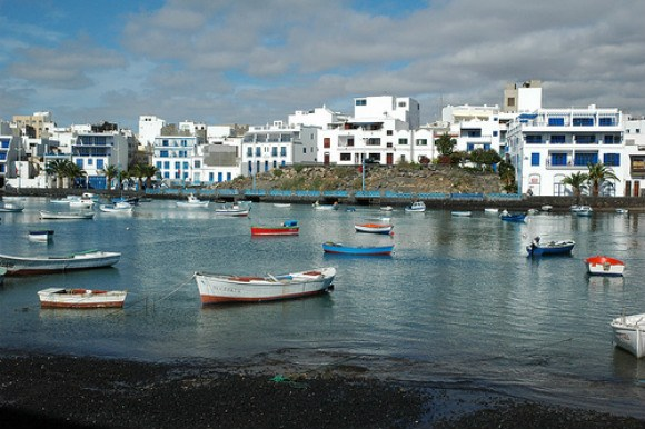 Arecife,  Lanzarote Photo:  Kevglobal of Flick