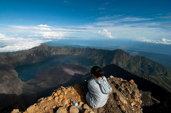 Climbing Journal Mount Rinjani Photo: Trekking Rinjani on Flickr